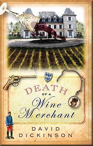 9781849010900: Death of a Wine Merchant (Lord Francis Powerscourt)