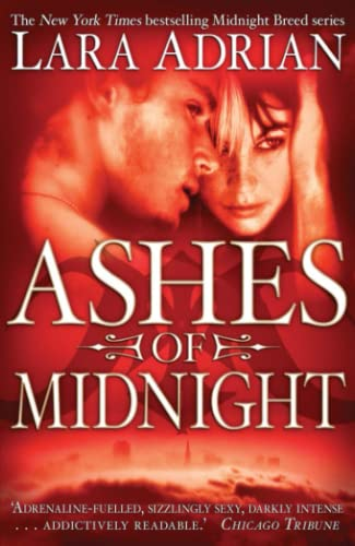9781849011051: Ashes Of Midnight (Midnight Breed)
