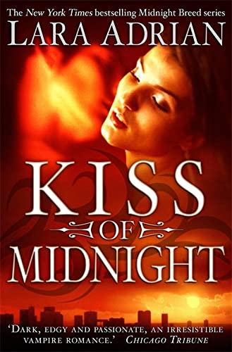 9781849011068: Kiss of Midnight (Midnight Breed)