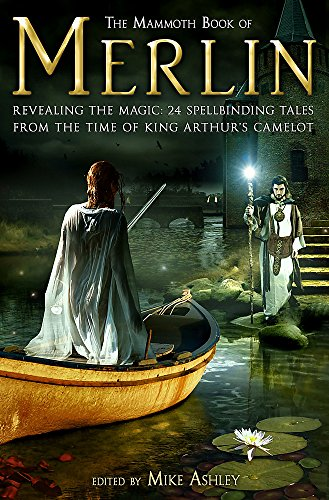 9781849011112: The Mammoth Book of Merlin (Mammoth Books)