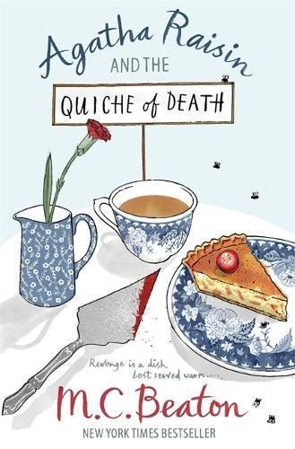 9781849011341: Agatha Raisin and the Quiche of Death