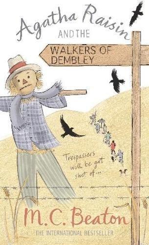9781849011372: Agatha Raisin and the Walkers of Dembley