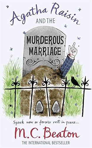 9781849011389: Agatha Raisin and the Murderous Marriage