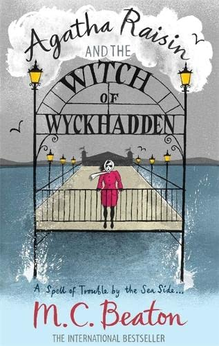 9781849011426: Agatha Raisin and the Witch of Wyckhadden
