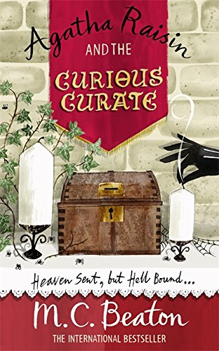 9781849011464: Agatha Raisin and the Curious Curate