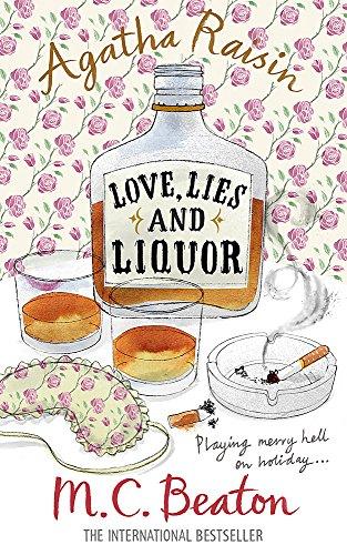 9781849011501: Agatha Raisin and Love, Lies and Liquor