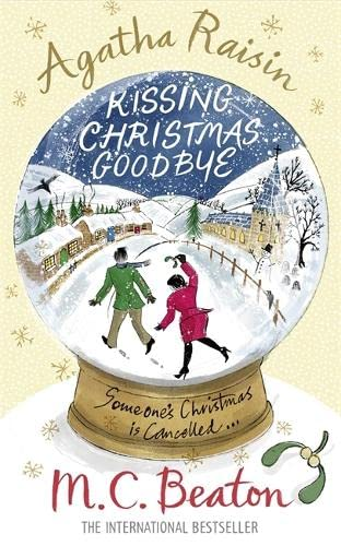 9781849011518: Agatha Raisin and Kissing Christmas Goodbye