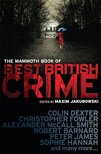 9781849011976: The Mammoth Book of Best British Crime: Volume 7 (Mammoth Books)