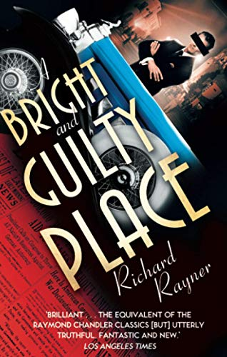 9781849012058: A Bright and Guilty Place: Murder in L.A.