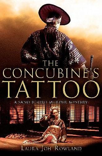9781849012836: The Concubine's Tattoo (Sano Ichiro)
