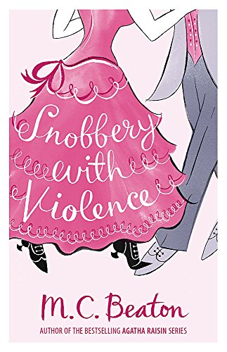 9781849012898: Snobbery with Violence (Edwardian Murder Mystery Series)