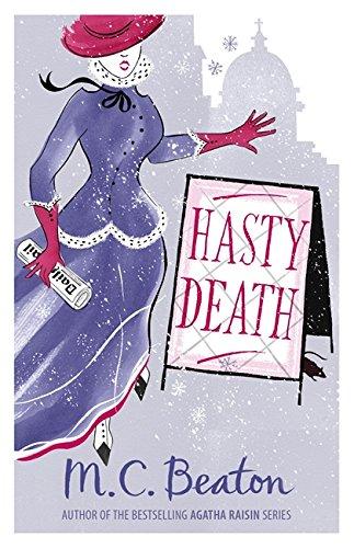 Hasty Death (Edwardian Murder Mystery Series): Beaton, M. C.