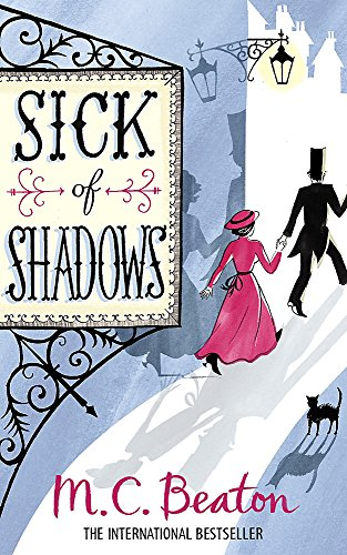 9781849012911: Sick of Shadows (Edwardian Murder Mysteries)