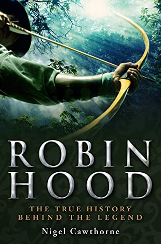 9781849013017: A Brief History of Robin Hood (Brief Histories (Paperback))
