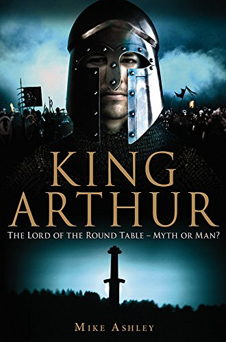 9781849013024: A Brief History of King Arthur