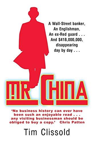 9781849013079: Mr. China