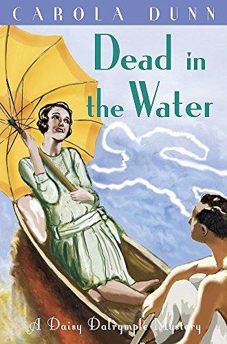 9781849013321: Dead in the Water (Daisy Dalrymple Mystery)