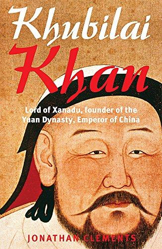 9781849013376: A Brief History of Khubilai Khan (Brief Histories)