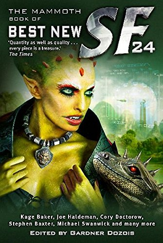 9781849013734: Mammoth Book of Best New Science Fiction: 24th Annual Collection (Mammoth Books)