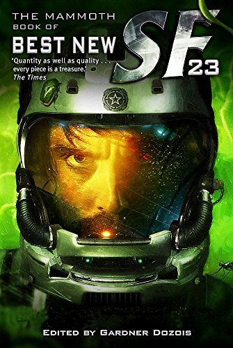 9781849013826: The Mammoth Book of Best New SF 23 (Mammoth Books)