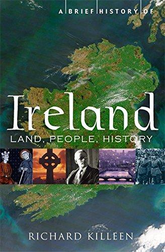 9781849014397: Brief History of Ireland (Brief Histories)