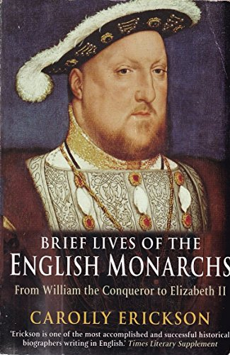 9781849014465: Brief Lives Of The Monarchs