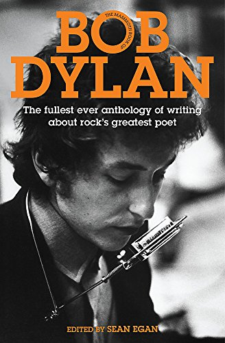 9781849014663: Mammoth Book of Bob Dylan