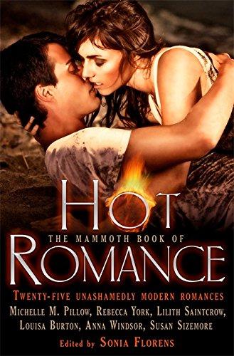 9781849014670: Mammoth Book of Hot Romance (Mammoth Books)
