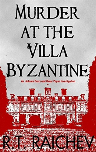 9781849014762: Murder at the Villa Byzantine (Country House Crime 6)