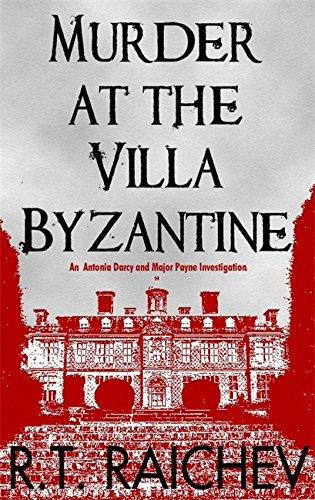 9781849014762: Murder at the Villa Byzantine