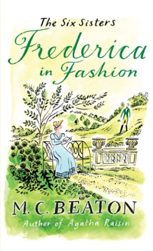9781849014908: Frederica in Fashion (The Six Sisters Series)