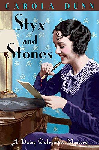 9781849014922: Styx and Stones (Daisy Dalrymple)