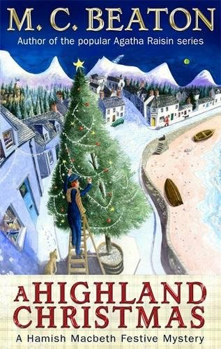 9781849015172: A Highland Christmas (Hamish Macbeth Murder Mystery)