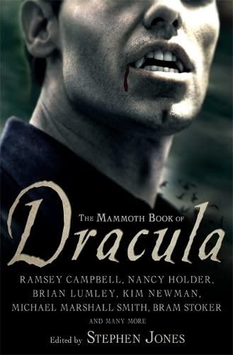 9781849015660: Mammoth Book of Dracula (Mammoth Books)