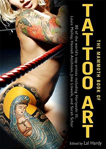 9781849015684: Mammoth Book of Tattoo Art (Mammoth Books)