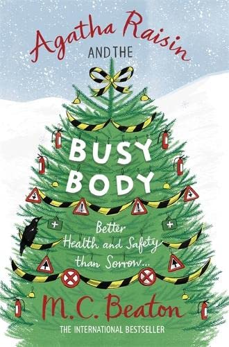 9781849015998: Agatha Raisin and the Busy Body