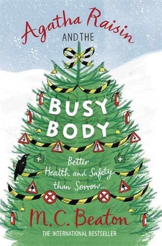 9781849015998: Agatha Raisin and the Busy Body