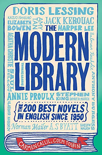 The Modern Library: The 200 Best Novels: Carmen Callil, Colm