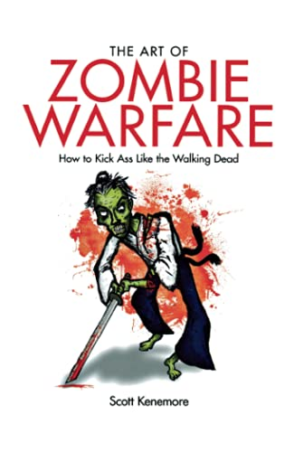 9781849016995: The Art of Zombie Warfare (Mammoth Books)