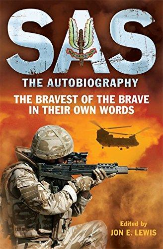 SAS: The Autobiography (Brief Histories): Lewis, Jon E.