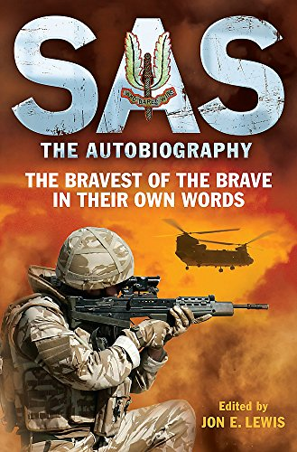 9781849017206: SAS: The Autobiography (Brief Histories)