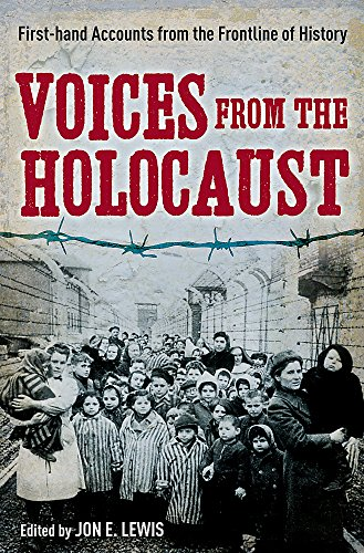 9781849017237: Voices from the Holocaust (Brief Histories (Paperback))