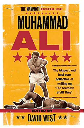 9781849017343: The Mammoth Book of Muhammad Ali (Mammoth Books)