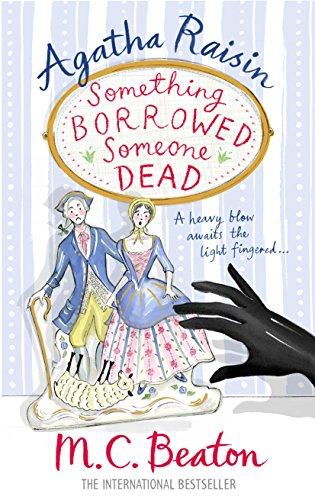 9781849019750: Agatha Raisin: Something Borrowed, Someone Dead