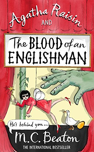 9781849019767: Agatha Raisin and the Blood of an Englishman