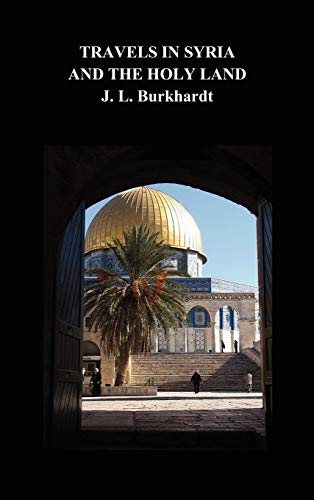 9781849020367: Travels in Syria and the Holy Land