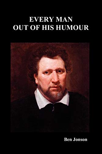 9781849020824: Every Man Out of His Humour