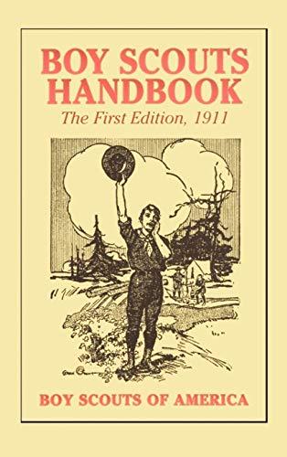 9781849023696: Boy Scouts Handbook, 1st Edition, 1911