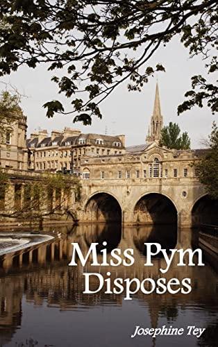 9781849024341: Miss Pym Disposes