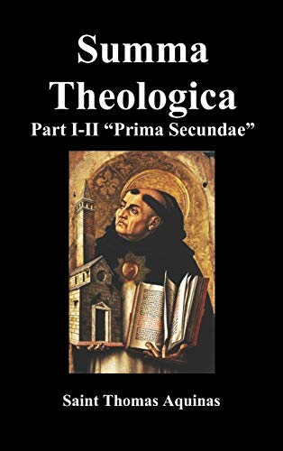 9781849026147: Summa Theologica, Part I-II (Pars Prima Secundae)
